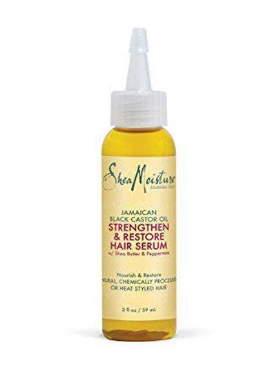 Shea Moisture Jamaican Black Castor Oil Strengthen & Grow Hair Serum