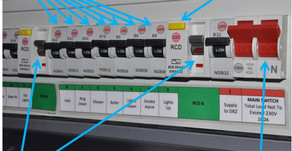 Do I need to change my fuse board?