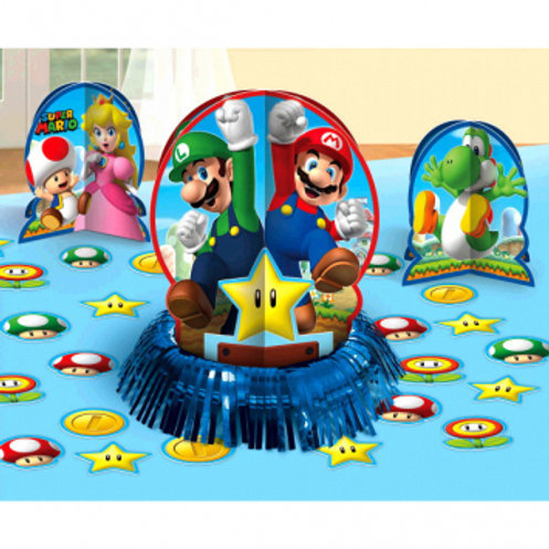 Super Mario Brothers™ Table Decorating Kit