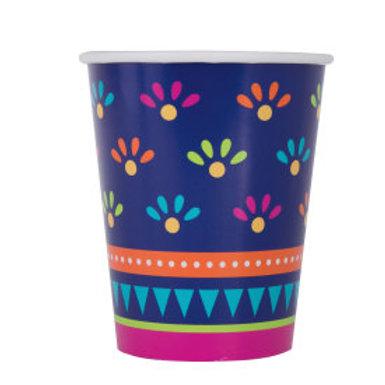 Boho Fiesta 9 oz Cup