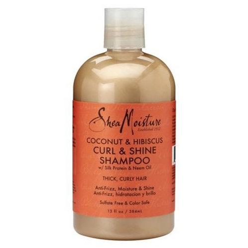 Shea Moisture Coconut Shampoo 379ml