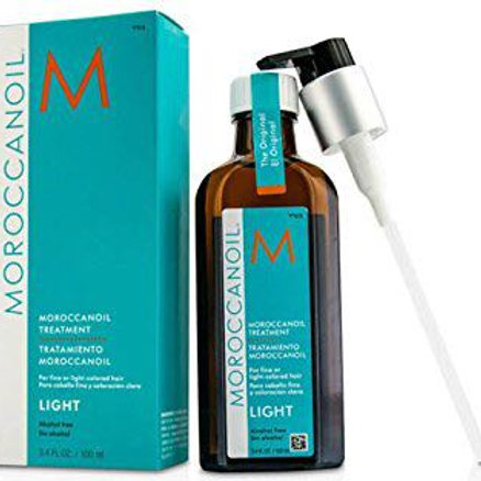 Moroccanoil Treatment - Light (For Fine or Light-Colored Hair) 100ml
