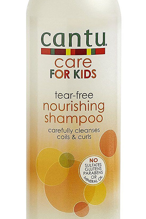 Cantu Shea Butter Cantu Care For Kids Tea Tree Nourishing Shampoo 237