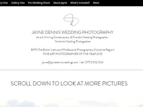 Jayne Dennis Weddings