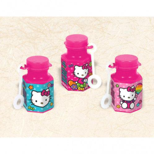 Hello Kitty Rainbow Bubbles
