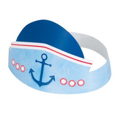 Nautical 1st Birthday Party Hat