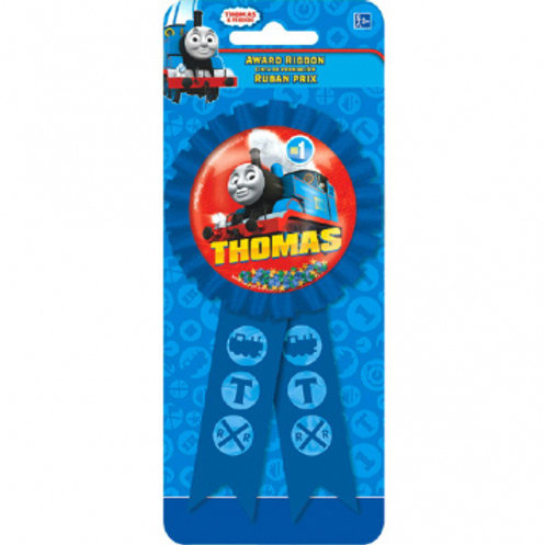 Thomas All Aboard Confetti Pouch Award Ribbon