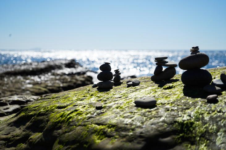 """Rock Pools"" San Diego, California. 2018"