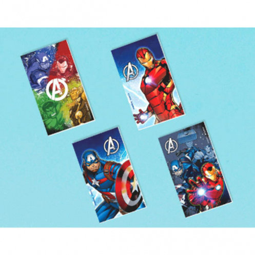 Epic Avengers Notepads