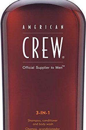 American Crew 3-In-1 250ml