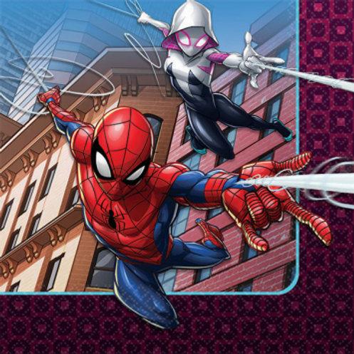 Spider-Man Webbed Wonder Bev Napkins