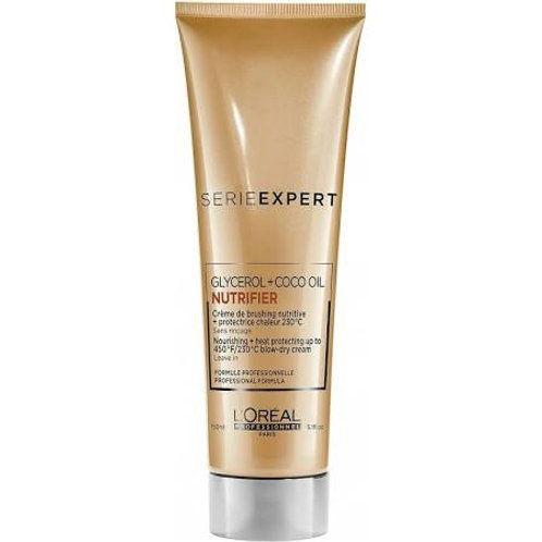 L'Oréal Professionnel -Nutrifier Nourishing Heat Protecting Blow Dry Cream 150ml