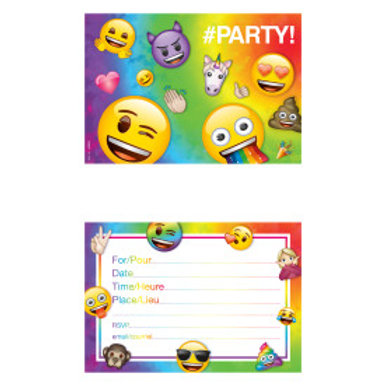 Emoji Invite
