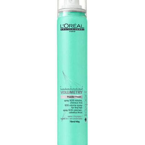 Loreal Serie Expert Volumetry Powder Fresh SOS Volume Spray 78 ml