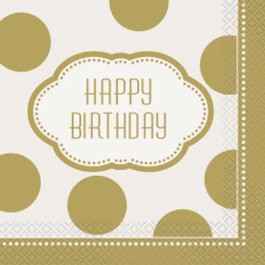 Golden Birthday Lun Nap