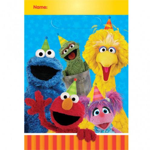 Sesame Street Loot Bag