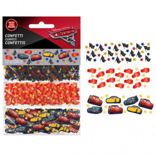 DISNEY CARS 3 Value Confetti