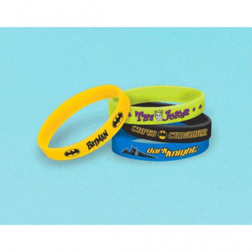 Fvr Rubber Bracelet Batman