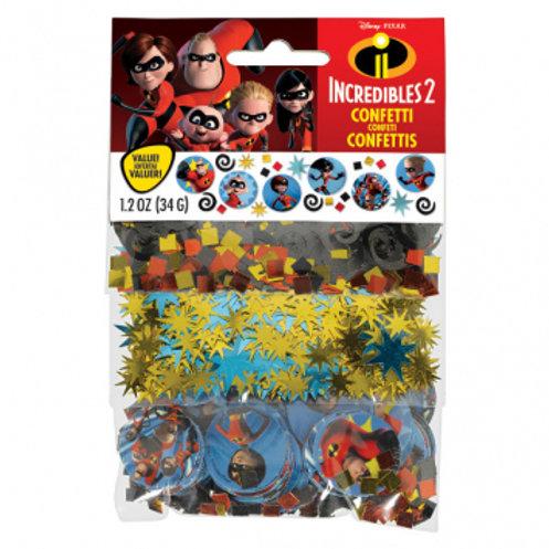 Incredibles Confetti
