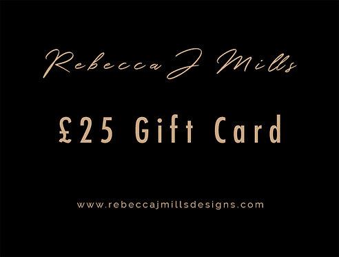 £25 Gift Card