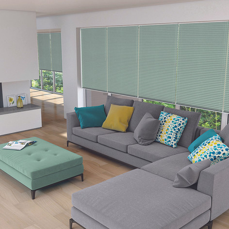 Pleated Blinds in North London