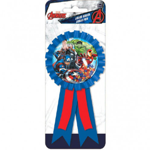 Epic Avengers Ribbon Confetti Pouch