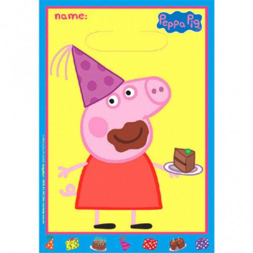 Peppa Pig Loot Bag
