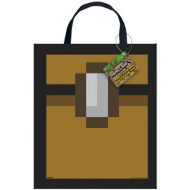 Minecraft Party Tote