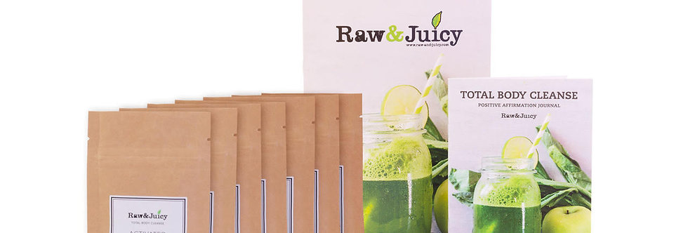Free With Each Juice Cleanse.