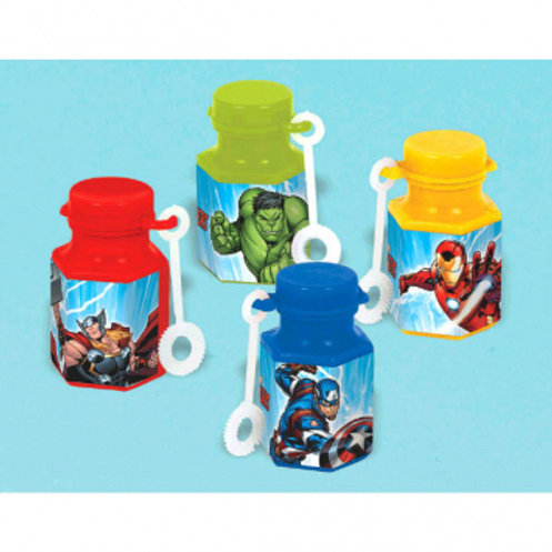 Epic Avengers Bubbles Mini