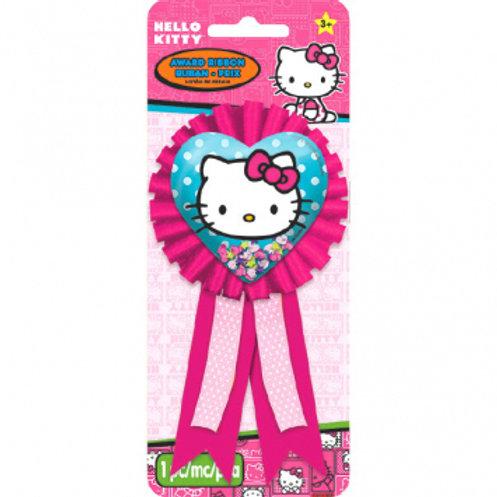 Hello Kitty Rainbow Confetti Pouch Award Ribbon
