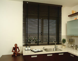 Wooden venetian blinds north london