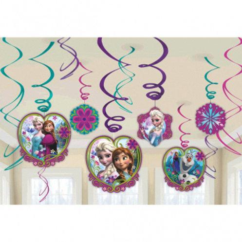 Frozen Swirl Pk 12ct