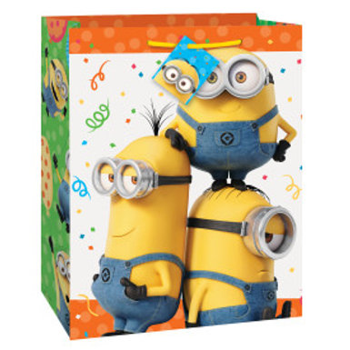 Despicable Me Gift bag-Large