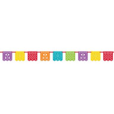 Mexican Fiesta Block Banner
