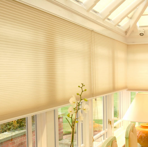 Pleated Blinds North London