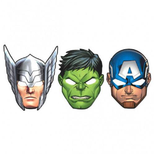 Epic Avengers Ppr Mask