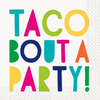 Boho Taco Bout a Party Bev Nap