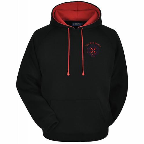 Red Warrior Premium Unisex Hoodie