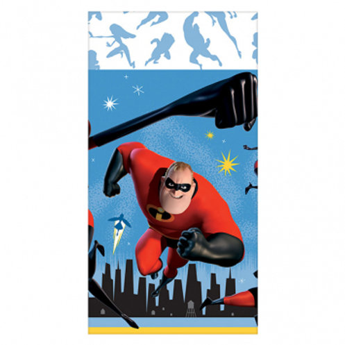 Incredibles Plastic Tablecover