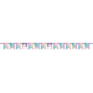 Unicorn Party Pennant Banner