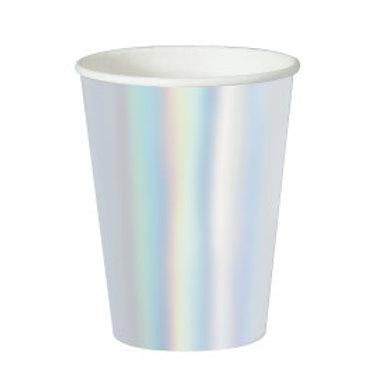 IRIDESCENT 12OZ CUP