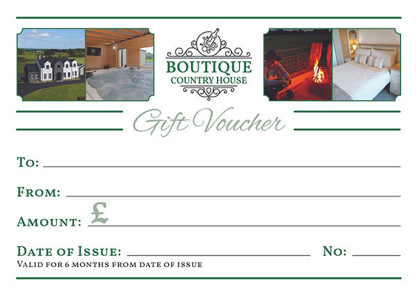 Boutique Country House Voucher