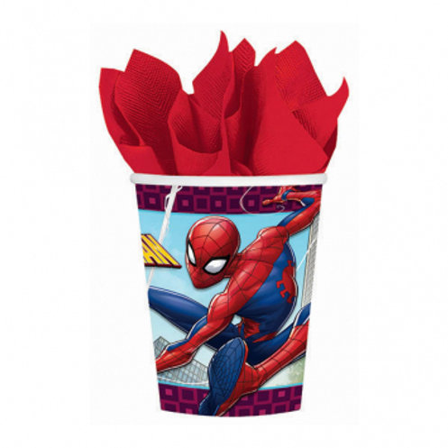 Spider-Man™ Webbed Wonder Cups