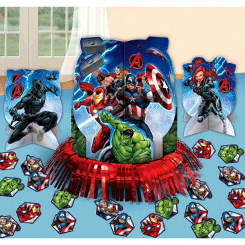 Epic Avengers Table Deco Kit