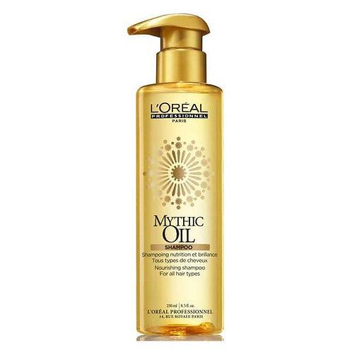 L'oréal Mythic Oil Nourishing Shampoo 250ml