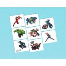 Epic Avengers  Tattoos