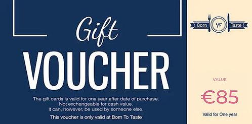 €85 Gift Card
