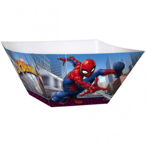Spider-Man Webb Paper Bowls
