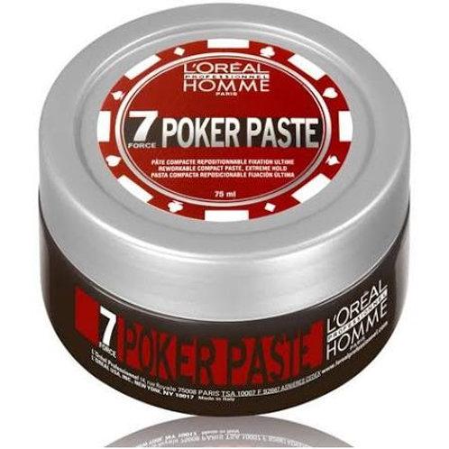 Loreal Homme 7 Poker Paste 75 ml